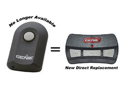 Genie Gitr 3 Remote Transmitter