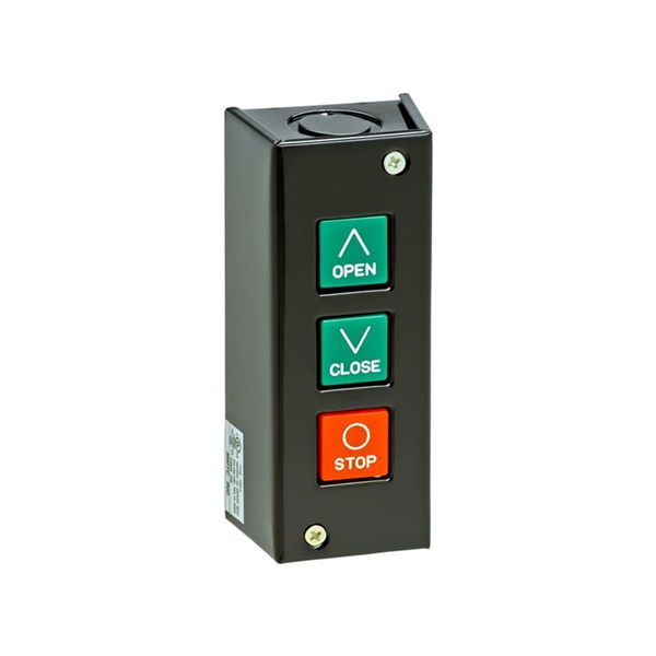 Commercial PBS-3 Three Button Garage Door/Gate Control
