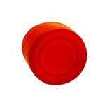 Red Rubber Push Button for Control Stations
