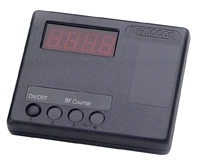 Remote Control Transmitter Reader/Counter