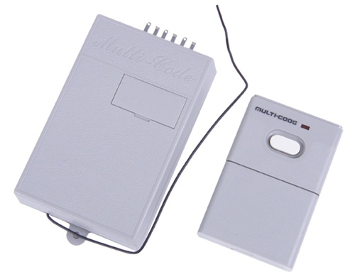 Multi Code 1011 Single Set Garage Door Opener Receiver And Transmitter