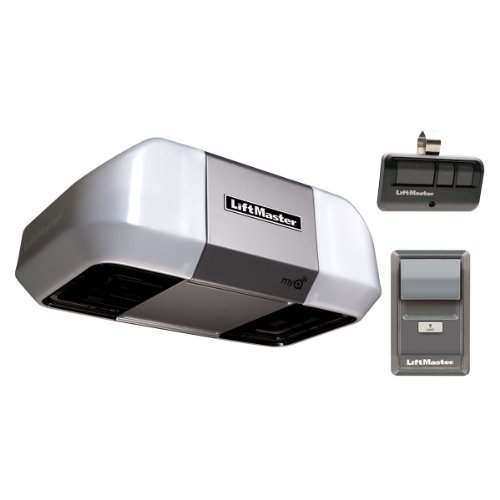 myq garage door openerLiftmaster 8355 12 HP Belt Drive Opener with MyQ Technology