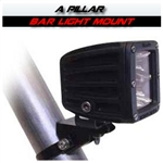 A-Pillar Bar Light Mount