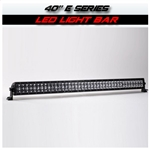 "40"" E-Series LED Light Bar"