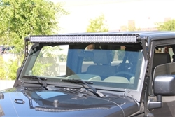 Jeep JK/TJ Windshield Bracket