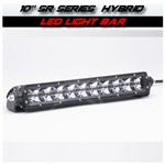 "10"" SR-Series Hybrid LED Light bar"