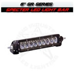 "6"" SR-Series Specter LED Light bar"