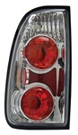 00-04 Toyota Tundra Tail Lamps, Chrome, by AnzoUSA