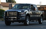 Silverado/Suburban/Avalanche Workman Series Brush Guard by Aries