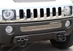Hummer H3 Layover Grille by Aries Offroad