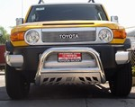 FJ Cruiser Bull Bar by Aries - Stainless Steel