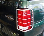 99-08 Escalade Taillight Guards by Aries