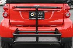 Smart Car Back Basket Top Support Bar - by Aries Offroad