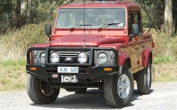 ARB Deluxe Bar Land Rover Defender 90,110,130 1985 - On (3432300)