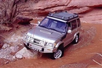 ARB Deluxe Bar Isuzu Trooper 1998-03 (with Flares) (3444070)