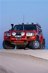 H3/H3T ARB Winch Mount Bumper w/out Factory Fender Flares by ARB