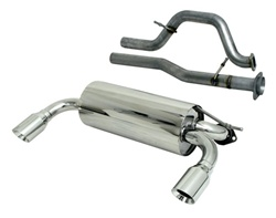 Hummer H3 Sport Exhaust System by B&B