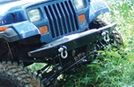 87-95 Wrangler YJ Front Bumper by BDS