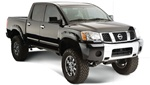 04-08 Nissan Titan Pocket Style Fender Flares by Bushwacker