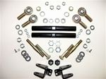 Heavy Duty Tie Rod Steering Kit, for factory spindle/knuckle, (2001-Present 8-Lug truck,SUV, and H2) by Cognito