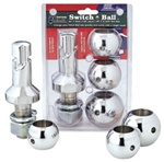 SWITCH~BALL™ and Replacement Parts by Curt Manufacturing