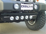 Combo Ground LED Light Bar w/ Rock Crawlers By Delta