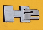 Hummer H2 Logo by GM