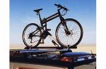 Hummer H3 - Roof Mounted Bike Rack - Bicycle Carrier - by GM