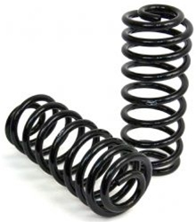 Hummer H2 Coil Spring Conversion Kit (factory air-ride replacement kit)