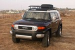 FJ Gobi Ranger Roof Rack W/Tire Carrier