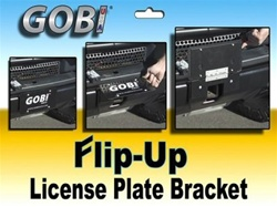 Hummer H2 Front License Plate Cover By Gobi