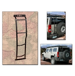 GOBI Hummer H3 Rear Ladder (Driver's Side Only)