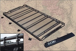 H3 Full Size Stealth Roof Rack No Tire Carrier, No Sunroof Opening By Gobi