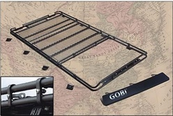H3 Full Size Stealth Roof Rack No Tire Carrier, With Sunroof Opening By Gobi