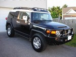 FJ Gobi Stealth Roof Rack