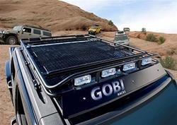 Hummer H3t Stealth Roof Rack By Gobi