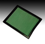 Air Filter: 2004-2008 Nissan Titan by Green