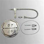 Hummer H1 CTI Hidden Quick Release Kit by G.T. Inc.