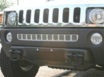 Hummer H3 Lower Grill w/ Mesh by Hi-Tech