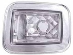 H2/SUT Diamondcut Parking/Signal Lamp Front by IPCW