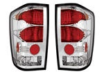 04-08 Titan Euro Tail Lamps Crystal Clear by IPCW