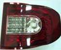 FJ Cruiser L.E.D. Tail Lamps Ruby Red by IPCW