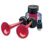Twin Tone Air Horn Kit by Hella
