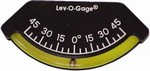 Lev-O-Gage Vehicle Angle Display Gauge