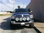 Dodge Ram '02-'07 1500/2500/3500 Front N-Fab Light Bar