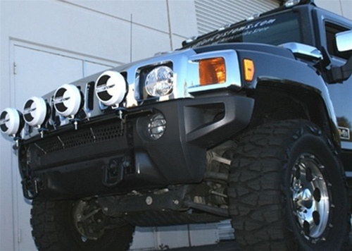 Hummer H3 H3t N Fab Light Bar