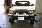 N-Fab Pre-Runner for '01-'04 Toyota Tacoma