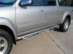 N-Fab's Wheel-to-Wheel Nerf Steps for '04-'06 Toyota Tundra Crew Cab Short Bed