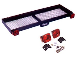Outbacker Cargo Rack by Putman Hitch