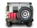 H1 Drop Down Tire Carrier PM-H1-EXT-355